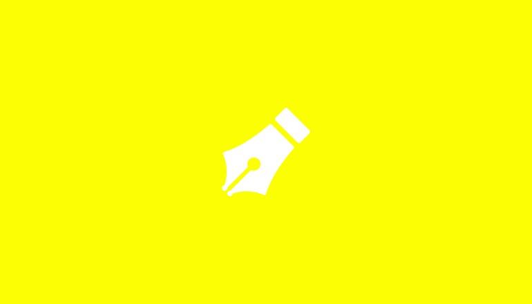 Icon Füller für Text
